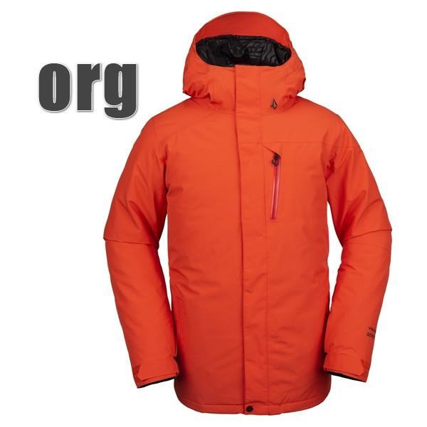 19-20 VOLCOM ジャケット L GORE-TEX JACKET g0651904: 国内正規品/ボルコム/メンズ/スノーボードウエア/ウェア/スノボ/snow|brv-2nd-brand|05