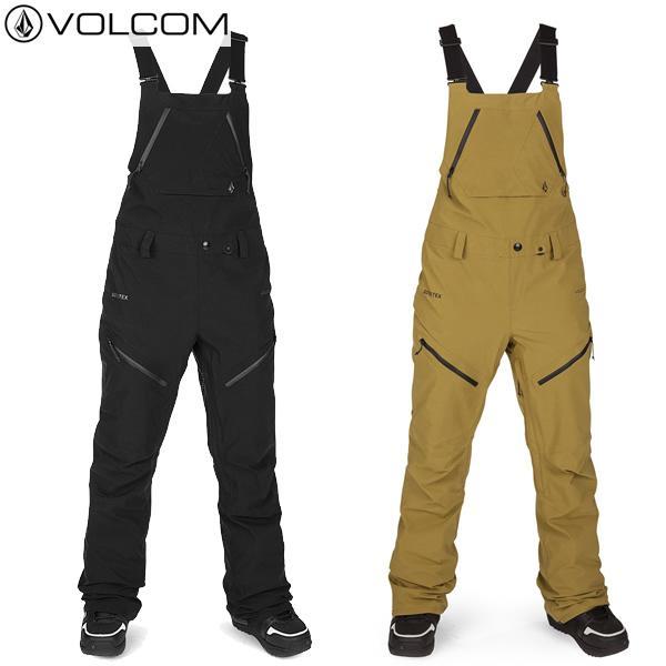 20-21 レディース VOLCOM ビブパンツ ELM GORE-TEX BIB OVERALL h1352100: 正規品/ボルコム/スノーボードウエア/ウェア/スノボ/snow