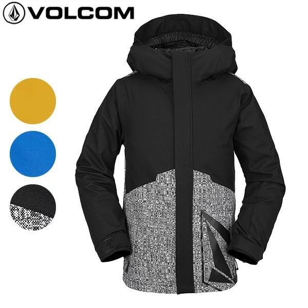 20-21 子供用 VOLCOM ジャケット BY 17FORTY INSULATED JACKET i0452103: 正規品/ジュニア/キッズ/ボルコム/スノーボードウエア/ウェア/スノボ/snow