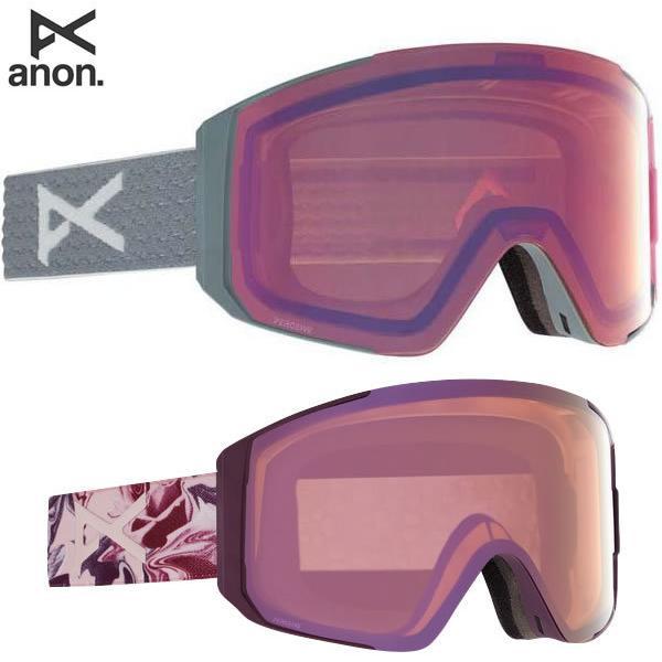 20-21 レディース ANON ゴーグル Sync Asian Fit + ボーナスレンズ 21509101: 正規品/アノン/スノーボード/スノボ/snow
