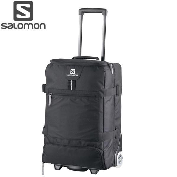 20-21 SALOMON キャリーバッグ コンテナ CONTAINER CABIN LC1115400: Black 正規品/サロモン/トラベル/スキー/スノーボード/l328622/snow