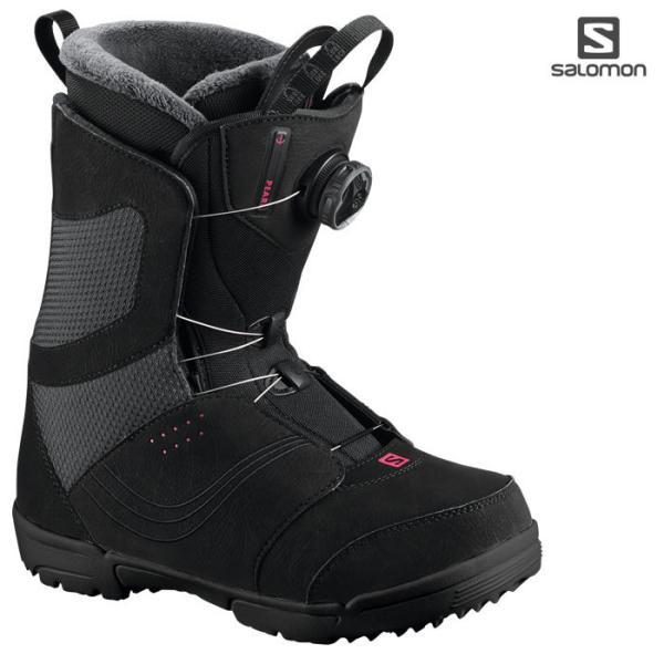 19-20 レディース SALOMON ブーツ PEARL BOA : 正規品/サロモン/スノーボード/パールボア/靴/snow