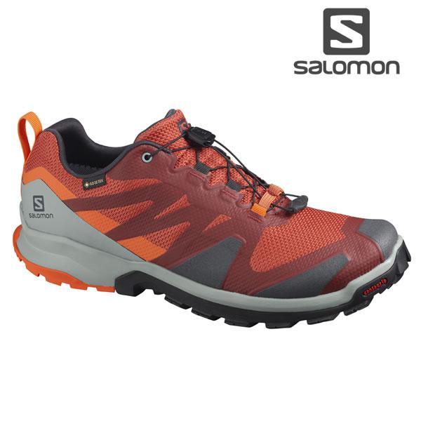 20FWSALOMONシューズXAROGGGTX正規品/サロモン/メンズ/トレイルランニング/スニーカー/靴/outdoor