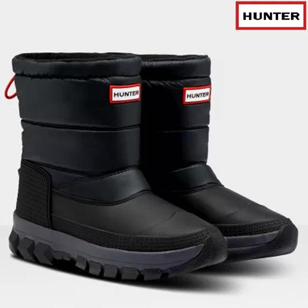 HUNTER レディース スノーブーツ Women's Original Insulated snow Boots wfs2106wwu: 正規品/ハンター/チェルシー/スノーブーツ/ウィンターブーツ/cat-fs