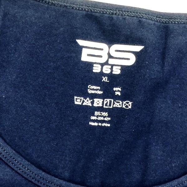 ブランドロゴ タンクトップ ネイビー|bs365|08