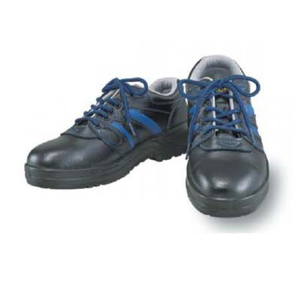 安全靴 スニーカー JW-753  J-WORK 静電短靴タイプ耐油性 幅広 黒 紐 作業靴 メンズ レディース DIY