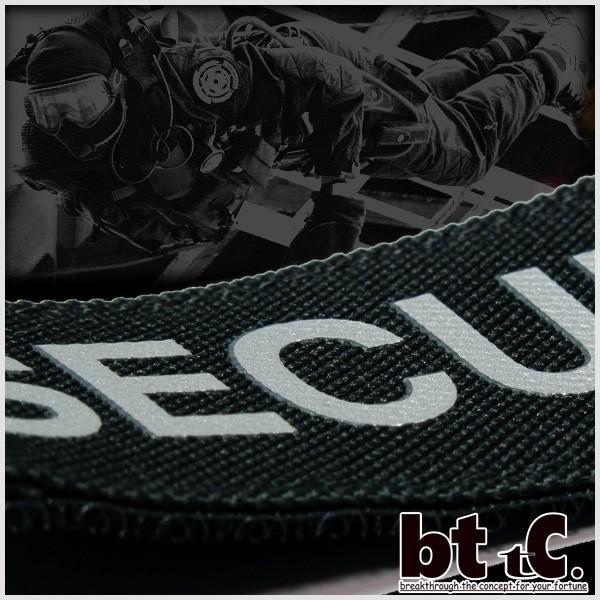 正規輸入品 Gk pro 特殊部隊 リフレクティブバッジSECURITE(small) 代引き不可|bttc