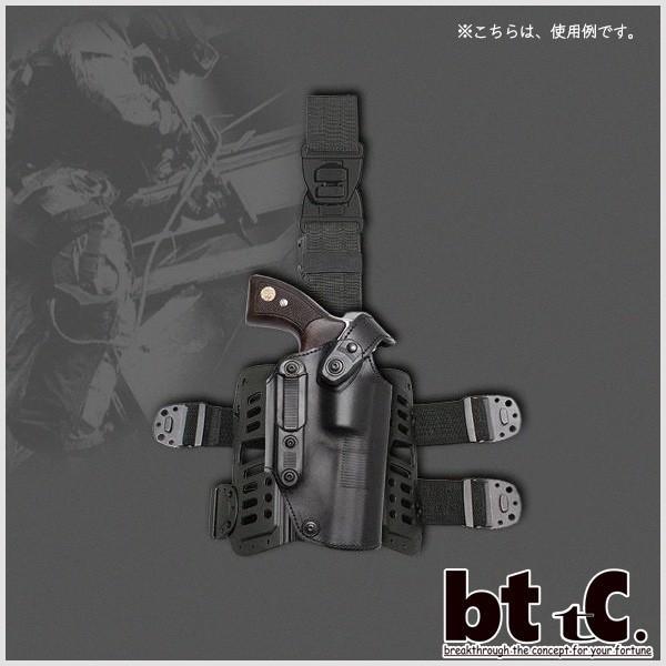正規輸入品 Gk pro 特殊部隊 レッグパネル for TACTIKNIGHT FIELD.TIMECOP&STRIUM holsters|bttc|02