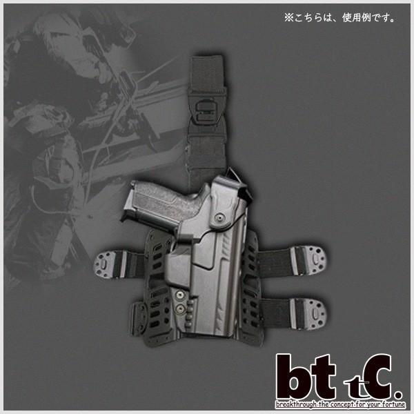 正規輸入品 Gk pro 特殊部隊 レッグパネル for TACTIKNIGHT FIELD.TIMECOP&STRIUM holsters|bttc|03