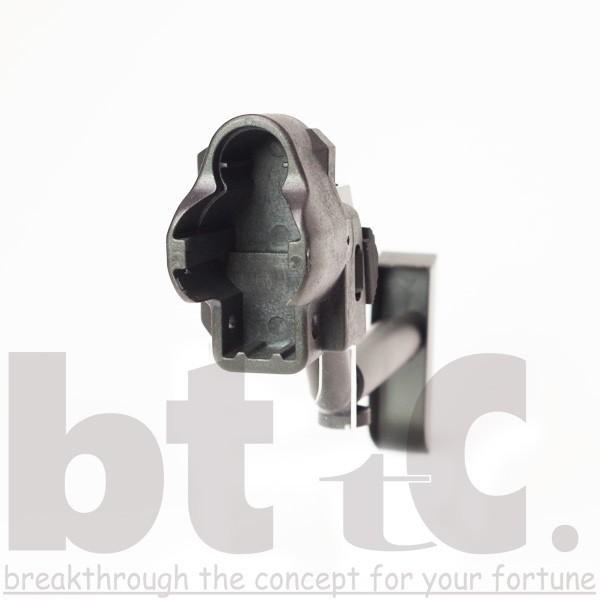 ストック Classic Army MP5バイザーヘルメットストックB&Tタイプ MP5 Foldable Visor Helmet Stock サバイバルゲーム ミリタリー|bttc|02