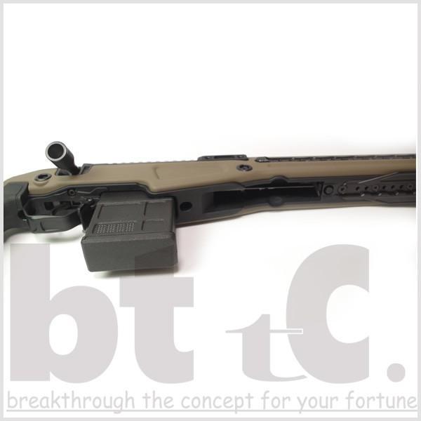 エアガン サバイバルゲーム ActionArmy AAC T10(tactical10) エアーコッキングライフル FDE ミリタリー|bttc|09