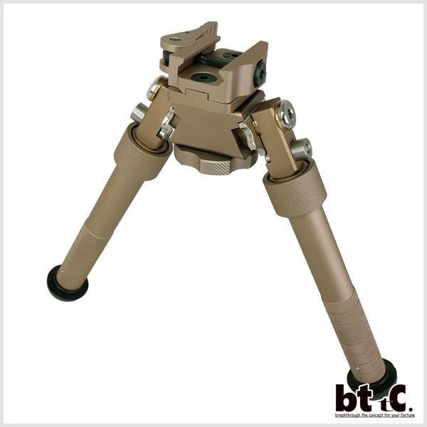 取り寄せ 直送 ANS optical 20mmレイル対応 ATLAS アトラスバイポッド|bttc|07