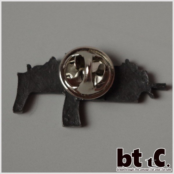 限定グッズ H&k MP7ブローチ 送料無料 代引き不可 日時指定不可|bttc|02
