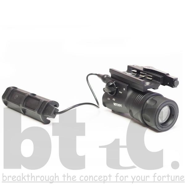 element airsoft  M720Vタイプ ウェポンライト ストロボ機能搭載ミリタリー|bttc