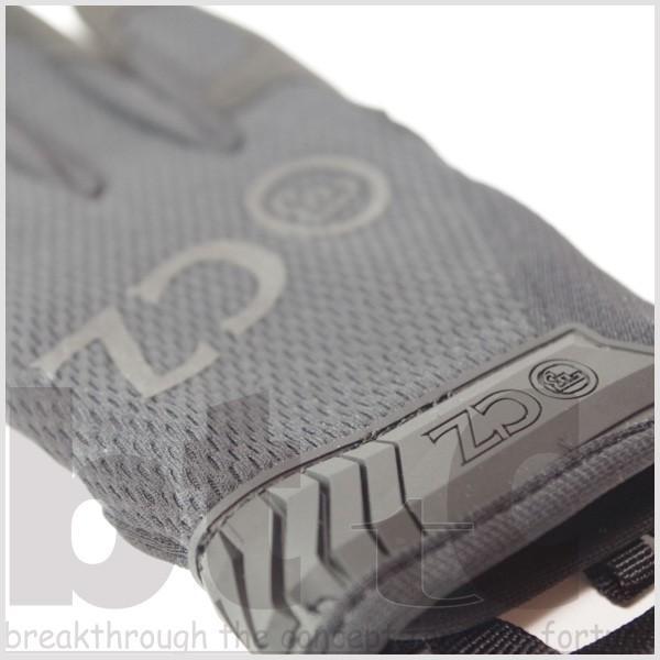 CZ 実銃メーカー 完全限定品 CZメカニクスコラボグローブ |bttc|03