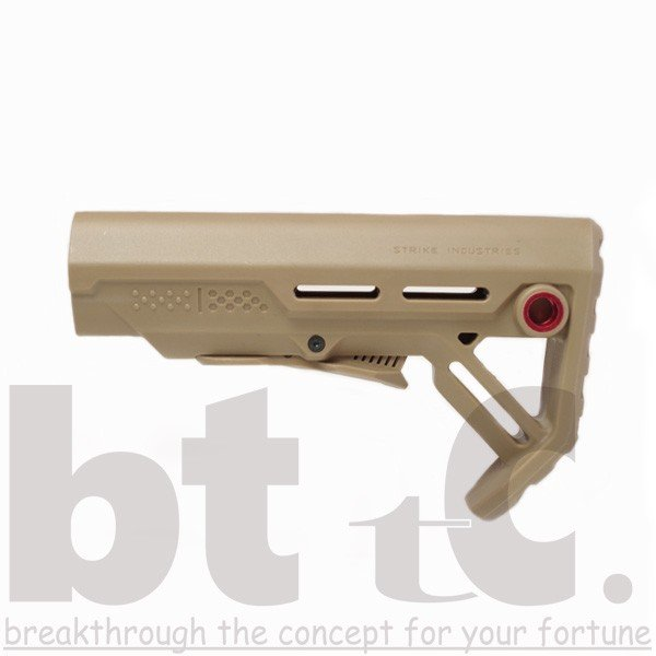 ミリタリー ストック Strike Industries Viper MOD-01 バットストック bttc