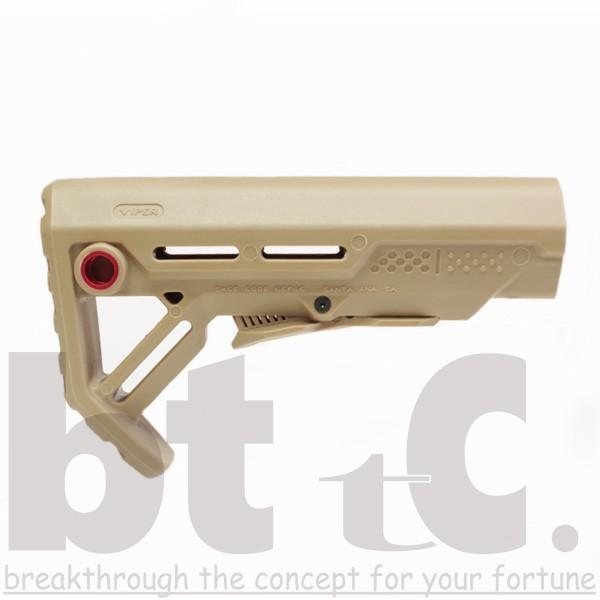 ミリタリー ストック Strike Industries Viper MOD-01 バットストック bttc 03