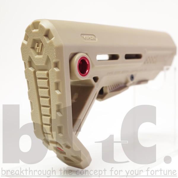ミリタリー ストック Strike Industries Viper MOD-01 バットストック bttc 04