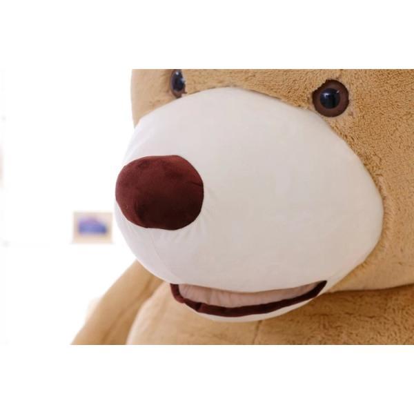 テディベア ぬいぐるみ  クマ くま  お誕生日プレゼント 可愛い熊 動物 大きい くまぬいぐるみ コストコ クマ ぬいぐるみ 40/100/130/160CM|btyamiko|11