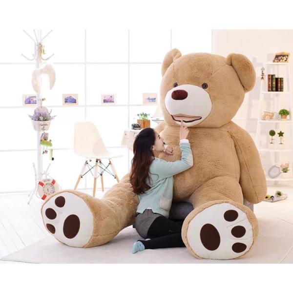 テディベア ぬいぐるみ  クマ くま  お誕生日プレゼント 可愛い熊 動物 大きい くまぬいぐるみ コストコ クマ ぬいぐるみ 40/100/130/160CM|btyamiko|08