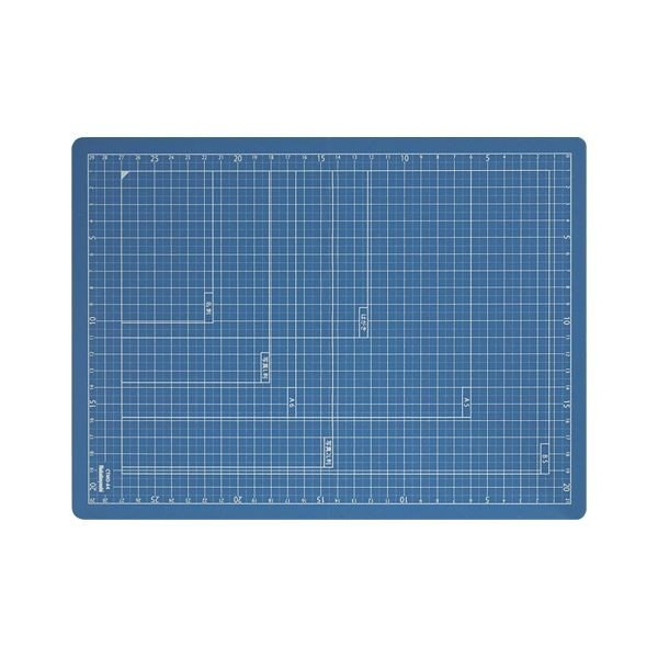 ナカバヤシ 折りたたみカッティングマット CTMO-A4 1枚
