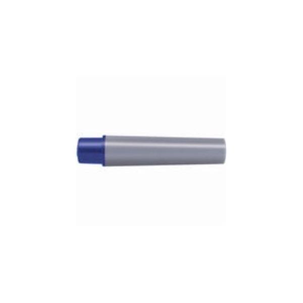 (まとめ)ゼブラ ZEBRA 油性マーカーカートリッジセットRYYT5-BL青〔×30セット〕