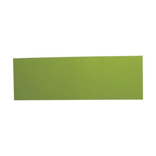 (まとめ) カーク カラーマグネットシート 緑MCD-GN 1枚 〔×5セット〕