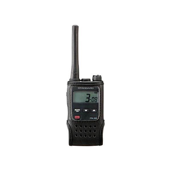 (まとめ)八重洲無線 スタンダードキャリングケース SHC15 1個〔×3セット〕