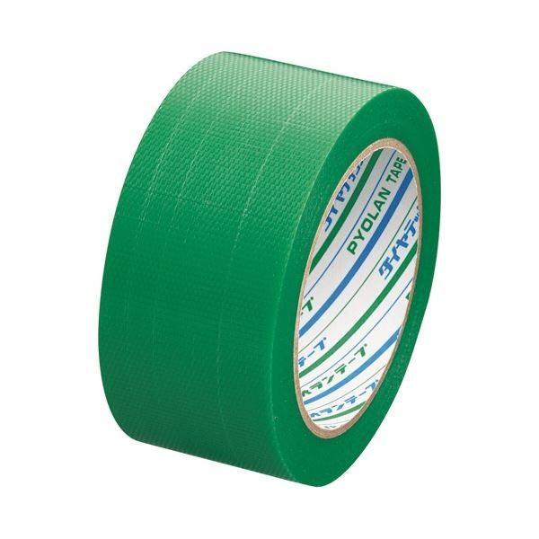 ダイヤテックス パイオラン養生テープ 50mm*25m 緑 30巻
