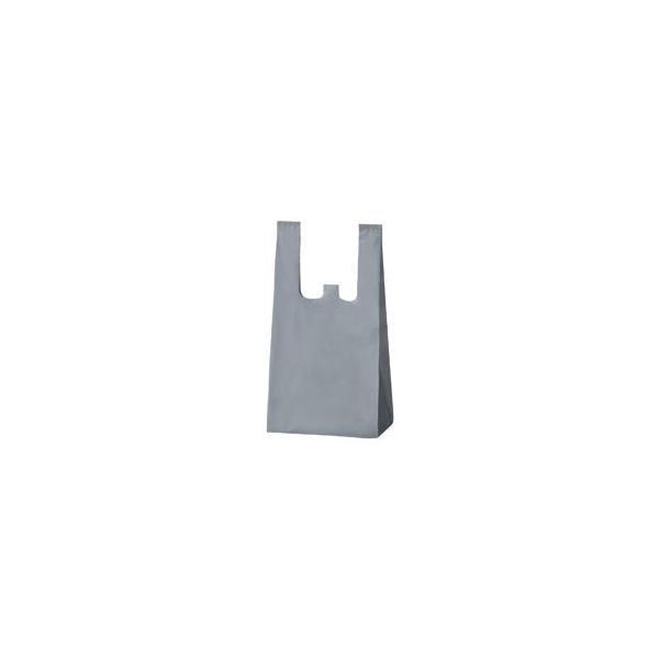 (まとめ) TANOSEE シルバーレジ袋 12号 ヨコ180×タテ410×マチ幅110mm 1セット(2500枚:100枚×25パック) 〔×5セット〕