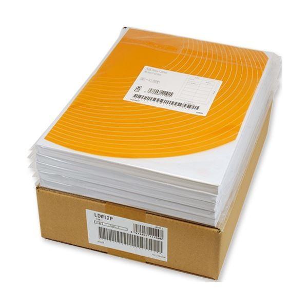 (まとめ) 東洋印刷 ナナワード シートカットラベル マルチタイプ A4 10面 86.4×50.8mm 四辺余白付 LDW10MB 1箱(500シート:100シート×5冊) 〔×10セット〕