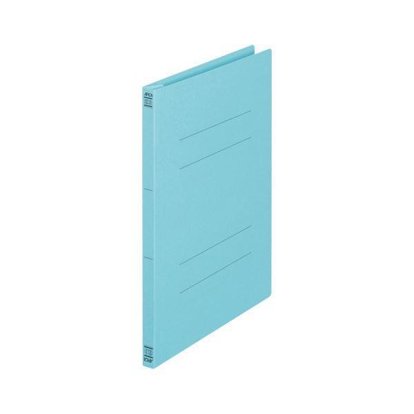 (まとめ) アピカ Pファイル B5S/B4E ブルー〔×50セット〕