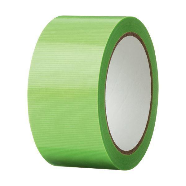 (まとめ)寺岡製作所 養生テープ 50mm×25m 若葉 TO4100G-25 1巻 〔×10セット〕