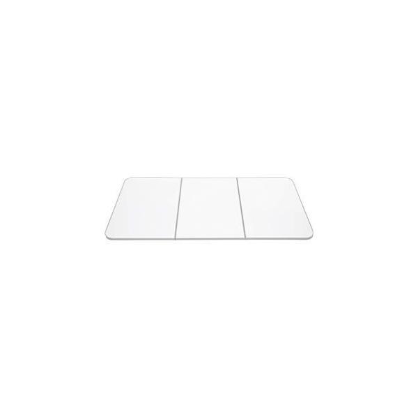 〔5個セット〕 風呂ふた/お風呂用品 〔L15〕 約148×1.75×73cm 3分割型 『東プレ 冷めにくい風呂フタECOウォーム』