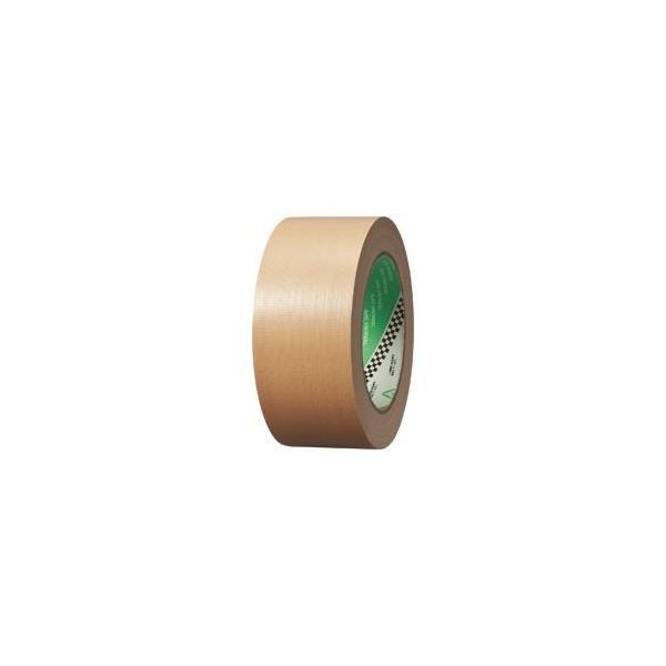 寺岡製作所 再生PETボトル布テープNo.168ノンパッケージ 50mm×25m NO.168NP 1箱(30巻)