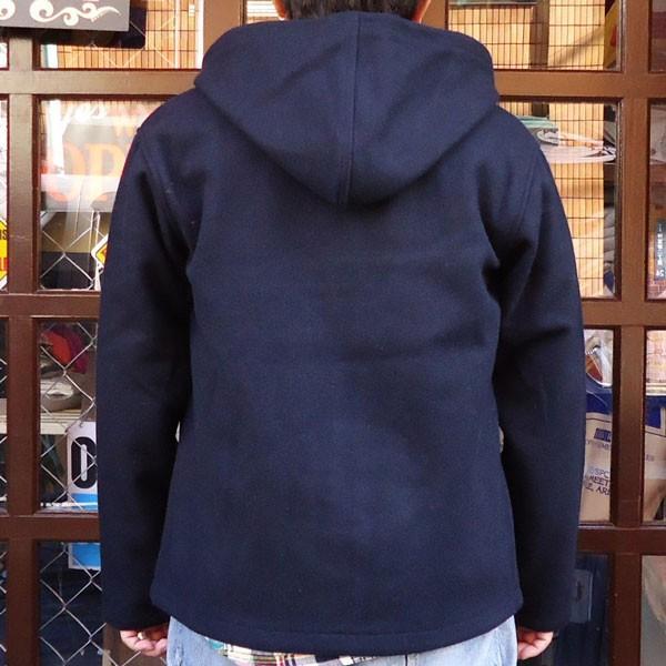 チャンピオン Champion BUDDY 別注 オールメルトン インディアン ジップジャケット コーチジャケット アメカジ|buddy-us-clothing|02