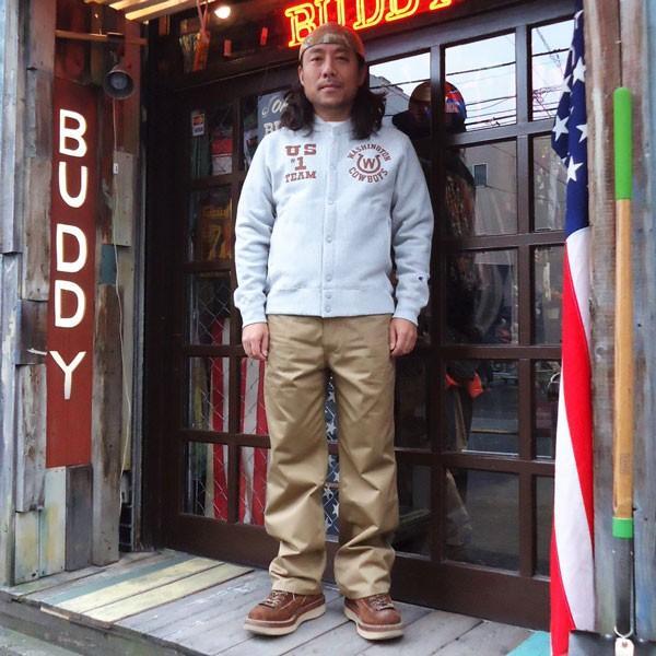チャンピオン Champion BUDDY 別注 リバースウィーブ フルスナップスウェット(COWBOYS)/青タグ スウェットパーカー チャンピオン裏起毛 アメカジ C3-J003|buddy-us-clothing|05