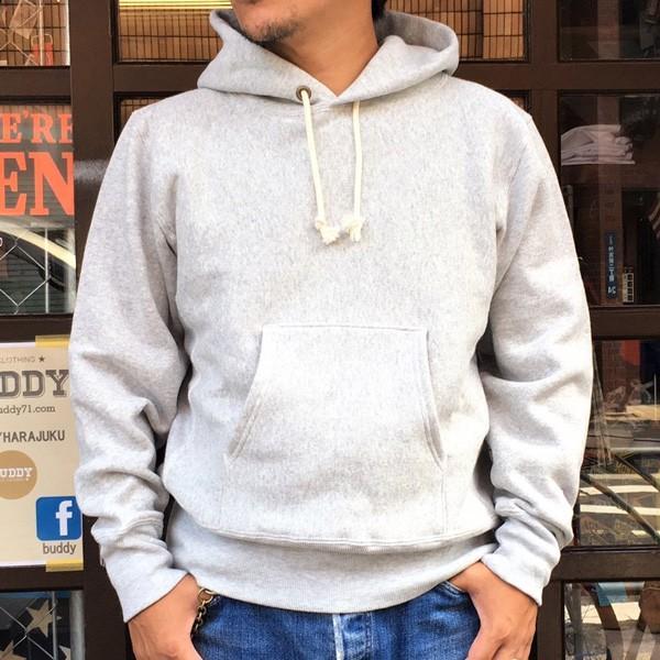 チャンピオン Champion リバースウィーブ 青タグ プルオーバースウェットパーカー 11.5oz 18FW C3-W102 裏起毛 アメカジ|buddy-us-clothing