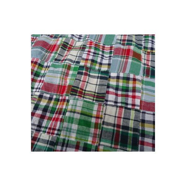 パッチワークシャツ BUDDY オリジナル SPRINGFORD アメカジ メンズ 長袖 PATCH WORK SHIRTS|buddy-us-clothing|04