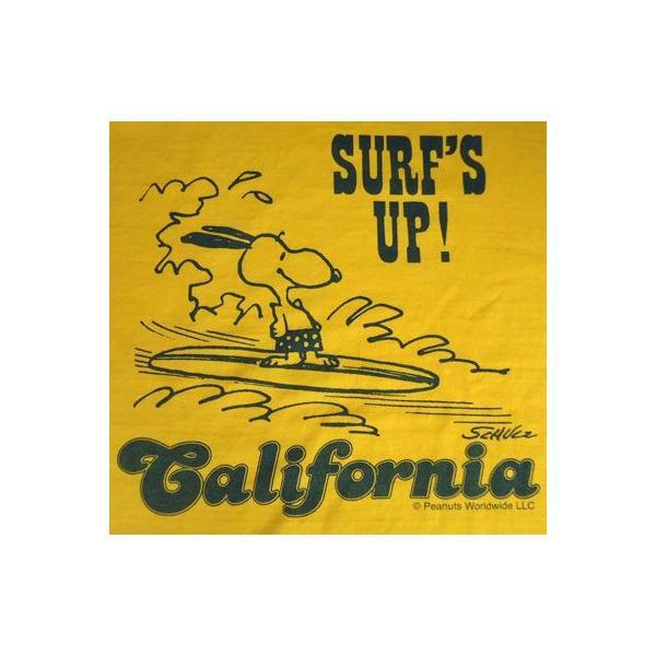 BUDDY 別注 PEANUTS スヌーピーTシャツ(CALIFORNIA)/SNOOPY buddy-us-clothing 02
