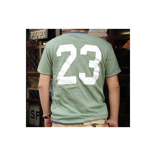 BUDDY別注 Champion リバーシブルTシャツ (USA BASKETBALL)|buddy-us-clothing|06