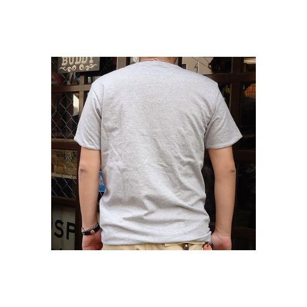 BUDDY別注 Champion リバーシブルTシャツ (MINNESOTA GRIZZLIES)|buddy-us-clothing|04