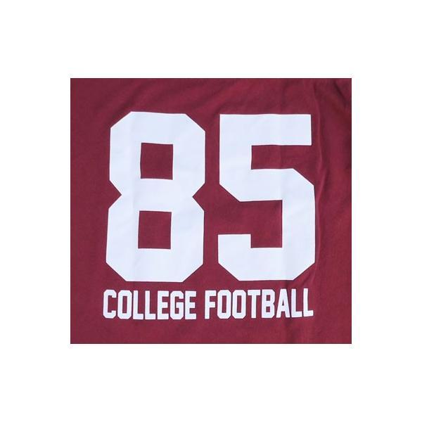 チャンピオン Champion BUDDY 別注 ショートスリーブフットボールシャツ ALL EAST #85 アメカジ S/S|buddy-us-clothing|06