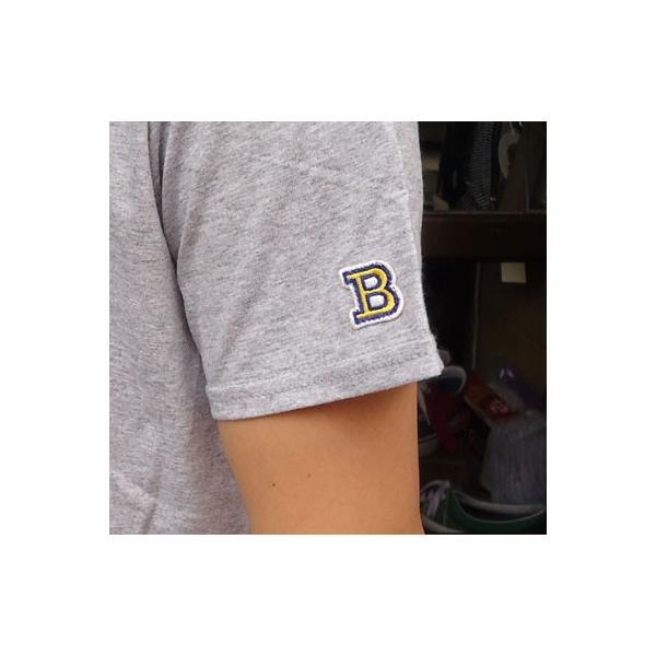 別注 フルーツオブザルーム FRUIT OF THE LOOM BUDDY別注 2TONE ポケット付きTシャツ ヘザーグレー×ケリーグリーン ポケT アメカジ ツートーン|buddy-us-clothing|03