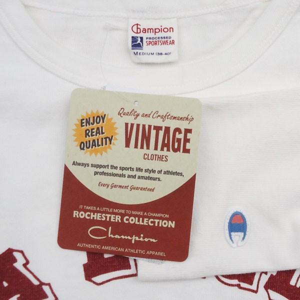 チャンピオン Champion BUDDY 別注 ロングスリーブTシャツ(FLORIDA STATE SEA EAGLES) ロチェスター 長袖 Tシャツ ROCHESTER LONG SLEEVE|buddy-us-clothing|04
