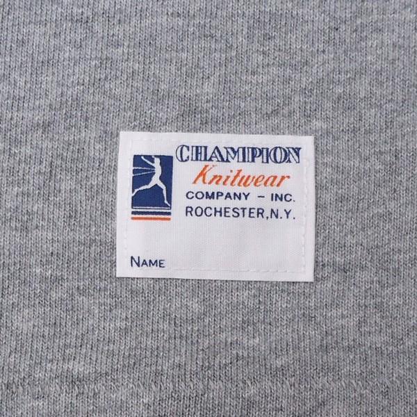 別注 チャンピオン フットボールシャツ Champion BUDDY別注 バディ 3/4スリーブ 七分袖 U of G アメカジ カレッジ UNIVERSITY OF GEORGIA C3-L405|buddy-us-clothing|05