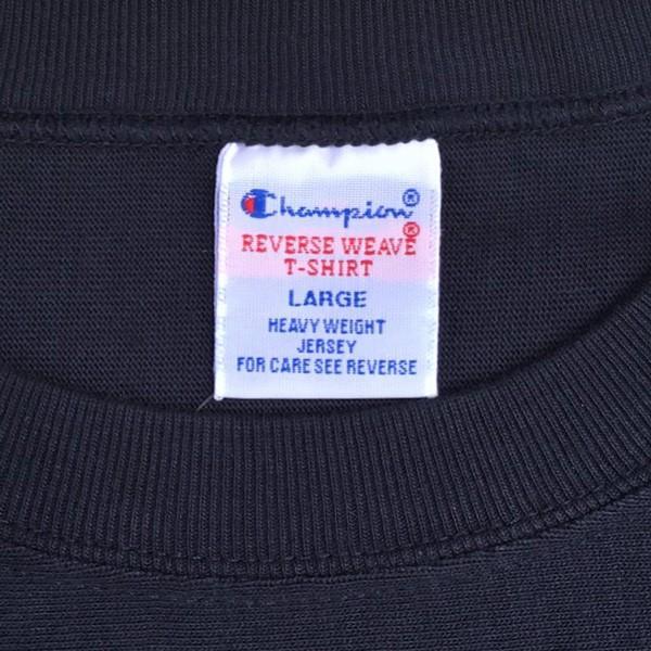 別注 チャンピオン リバースウィーブ Tシャツ 18SS BUDDY別注 Champion REVERSE WEAVE Tシャツ C3-X301 ネイビー NAVY 半袖 1976 CALIFORNIA FOOTBALL|buddy-us-clothing|06