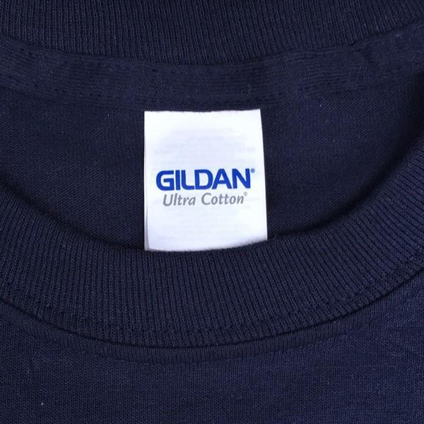 ロンT ロングスリーブTシャツ BUDDYオリジナル CALIFORNIA EAGLES GILDAN カリフォルニア イーグルス USA ネイビー アメカジ 長袖 ロングTシャツ|buddy-us-clothing|10