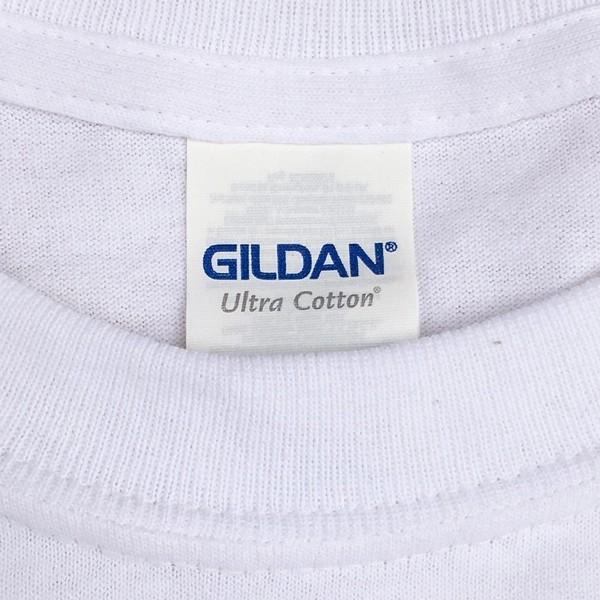 ロンT ロングスリーブTシャツ BUDDY オリジナル SCOTTSDALE BULLDOGS GILDAN ブルドッグス USA ホワイト アメカジ 長袖 ロングTシャツ|buddy-us-clothing|10