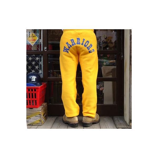 チャンピオン Champion リバースウィーブ スエットパンツ(WARRIORS) BUDDY 別注 トレーナー アメカジ|buddy-us-clothing|02